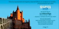 El próximo 31 de marzo en Segovia